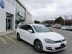 2015 Volkswagen Golf Sportwagon 2.0 TDI Highline DSG at w/Tip