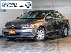 2015 Volkswagen Jetta Trendline Plus