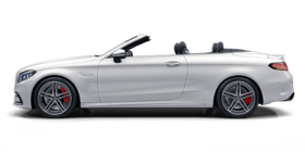 2019  C-Class Cabriolet 300 4MATIC at Mercedes-Benz Kingston in Kingston