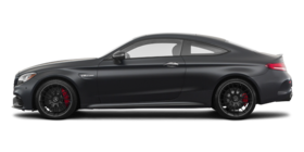 2019  C-Class Coupe 300 4MATIC at Mercedes-Benz Kingston in Kingston