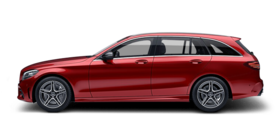 2019  C-Class Wagon 300 4MATIC at Mercedes-Benz Kingston in Kingston