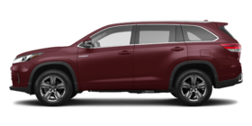 2019  Highlander Hybrid XLE at Western Toyota in Corner Brook