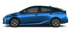 2019  Prius BASE Prius at Western Toyota in Corner Brook