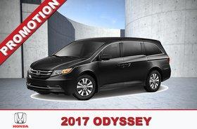 2017 Odyssey SE