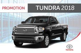 Toyota Tundra 4X4 Crewmax 2018 avec Groupe TRD Sport