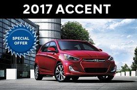 2017 Accent 5 doors L manual