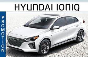 Hyundai Ioniq : Informations, prix et fiche technique