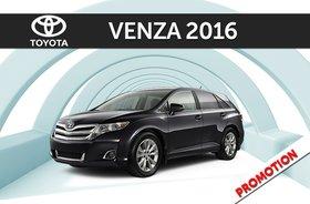 Venza AWD 2016