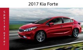 Kia 2017 Forte LX MT