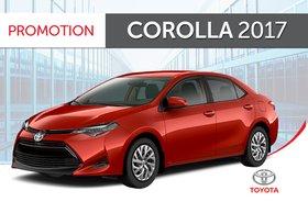 Corolla SE 2017