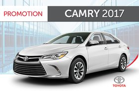 Camry LE 2017 Groupe Standard