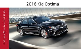 2016 Optima LX AT