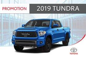 2019 4X4 Tundra SR5