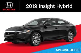 2019 Honda Insight Hybrid E-CVT