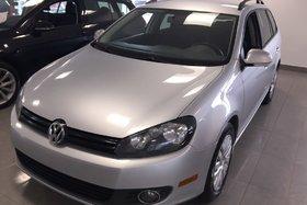Volkswagen Golf wagon 2.0 TDI Trendline 2014