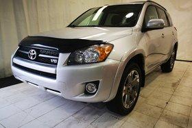 Toyota RAV4 Sport 2012