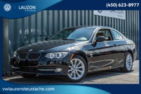 2011 BMW 3 Series 335i xDrive+Cuir+BAS KM+Coupe