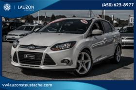 2014 Ford Focus Titanium Cuir+Toit+Navigation+Mags+Bluetooth