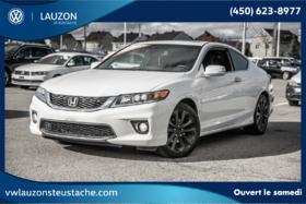 Honda Accord Cpe EX-L V6+Navigation+Cuir+Toit 2013