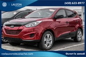Hyundai Tucson GL+Groupe Electrique+Bluetooth+FWD 2014