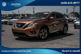 Nissan Murano SL+Toit+Cuir+Navigation+Camera 360+AWD 2015