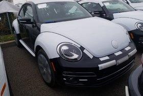 Volkswagen Beetle Wolfsburg Edition 2019