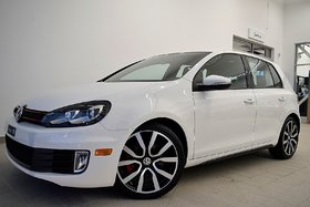 Volkswagen Golf GTI Toit ouvrant, mags 18po 2012