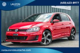 Volkswagen Golf GTI Autobahn+BAS KM+Cuir+Toit 2015