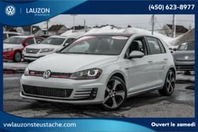 Volkswagen Golf GTI Autobahn Cuir+Toit+Navigation+Bluetooth 2015