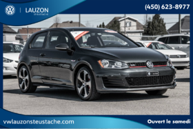 Volkswagen Golf GTI 2.0 TSI Groupe Electrique+A/C+Bluetooth 2015