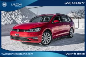Volkswagen GOLF SPORTWAGEN 1.8 TSI Comfortline+Cuir+Toit+Camera+Bluetooth 2018