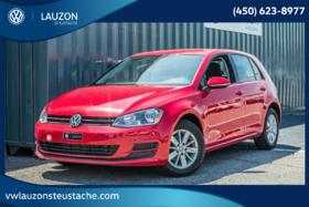 Volkswagen Golf 1.8 TSI Trendline+BAS KM+A/C 2015