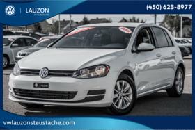 Volkswagen Golf Trendline+A/C+Bluetooth+Groupe Electrique 2015