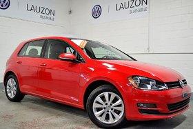 Volkswagen Golf Comfortline avec toit ouvrant 2015