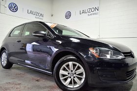2015 Volkswagen Golf Trendline 1.8 TSI 3 portes