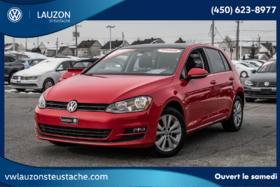 Volkswagen Golf Comfortline+Cuir+Toit+Bluetooth 2015