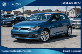 Volkswagen Golf Comfortline Cuir+A/C+Groupe Electrique+Bluetooth 2015