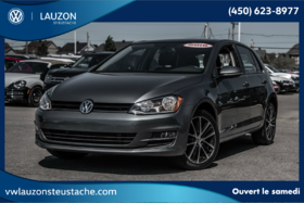 Volkswagen Golf Comfortline Cuir+A/C+Groupe Electrique+Bluetooth 2016