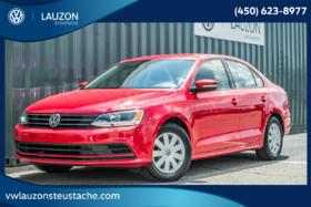 2015 Volkswagen Jetta Sedan Trendline Plus+BAS KM+A/C+Bluetooth