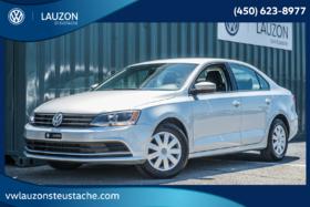 Volkswagen Jetta Sedan Trendline Plus+BAS KM+A/C 2015