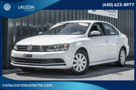 Volkswagen Jetta Sedan Trendline Plus+A/C+BAS KM+Groupe Electrique 2015