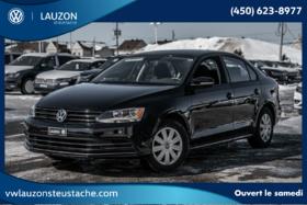 Volkswagen Jetta Sedan Trendline+ BAS KM+A/C+Groupe Electrique+Bluetooth 2015