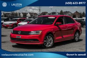 Volkswagen Jetta Sedan Trendline+Toit+Mags+Groupe Electrique+Bluetooth 2015
