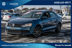 Volkswagen Jetta Sedan 1.8 TSI Comfortline+Toit+Mags+Groupe Electrique 2016