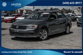 Volkswagen Jetta Sedan 1.4TSI Trendline+ - Groupe électrique- Bluetooth 2016