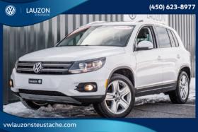 2014 Volkswagen Tiguan Highline+4MOTION+AWD+CUIR+TOIT
