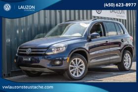 Volkswagen Tiguan Comfortline+4Motion+Cuir+BAS KM+Toit+Bluetooth 2014