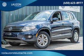 Volkswagen Tiguan Trendline+BAS KM+Bluetooth+Groupe Electrique+A/C 2014