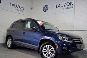 Volkswagen Tiguan Trendline FWD 2014