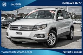 Volkswagen Tiguan Trendline+4Motion+A/C+Bluetooth 2015